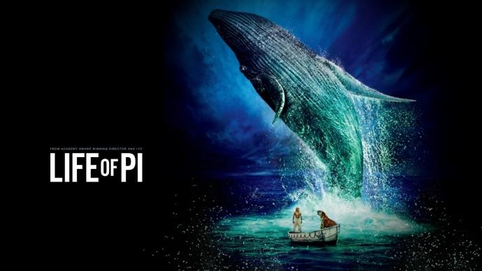 Life of Pi film poster, via blogspot.com