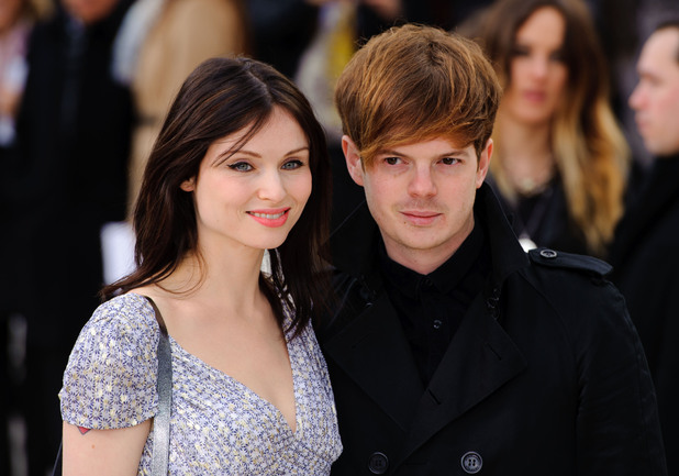 Sophie Ellise-Bextor and Richard Jones, from digitalspy.co.uk