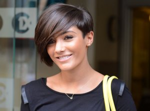 Frankie Sandford, from mirror.co.uk